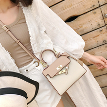 Small Swiss bag mini Kelly bag female 2018 new wild handbag shoulder slung summer small bag tide
