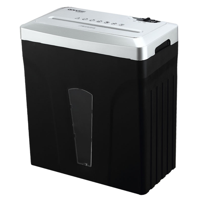 Shredders, office shredders, electric desktop, portable, A4, grainy