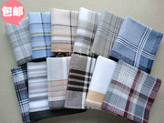 Special offer 38 yuan 12 shipping cotton handkerchief cotton handkerchief in elderly men and women old mixed square