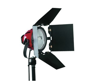 Micro film / film / light / Shadow Dance light / camera 800W red head suit / warm color lamp