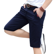 Men's casual summer shorts in summer 5 Korean five points seven points 7 thin pants breeches, tide beach