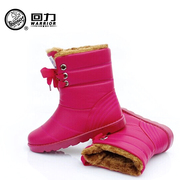 The New Woman Warrior shoes winter snow boots warm shoes shoes boots are boots high boots winter boots
