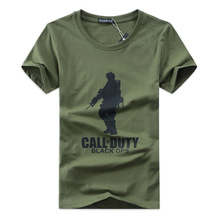 In the tops latest men s green T-shirt male T-shirts clothes Male T Shirt summer