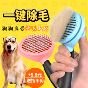 Dog cat Teddy golden needle comb brush comb comb brush dog grooming hair removal device for large dog supplies