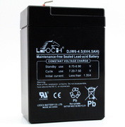 6V4.5AH 6V4AH DJW6-4.5 leoch battery charging battery electronic scale electronic Hanging Scale