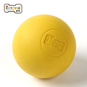 Special dog toys, bite resistant solid ball, molars, large dog training balls, Teddy gold, pet supplies, stretch ball