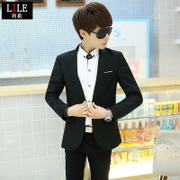 Men's casual suit jacket suits young Korean Slim small suit male teen spring winter coat