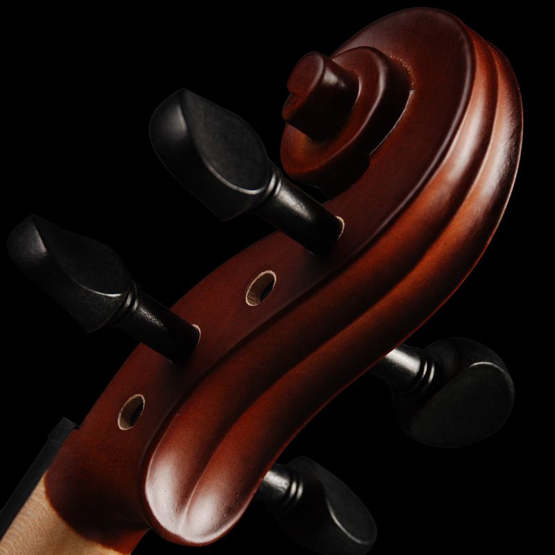 Adult children students violin for beginners to practice the violin wood grading promotion