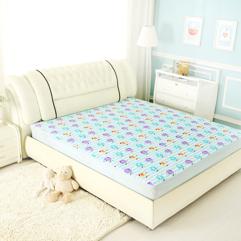 Baby urine pad bedspread bedspread fitted waterproof breathable Baby Hat washable moisture-proof isolation bedwetting mite home