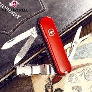 Swiss Army knife genuine Vivtorinox nail clipper outdoor 65mm Mini 0.6463 multi-function folding knife tool