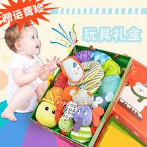 Bai day gifts baby gift boxes gift boxes full of newborn baby toys gift set