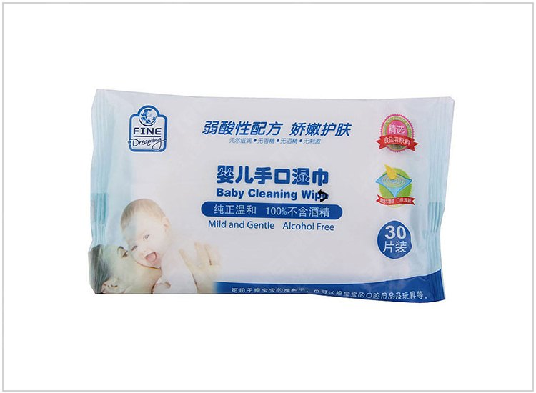 Metro FINE DREAMING baby hand wipes 30 *5 pack FINEDREAMING