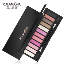 No halo Eyeliner Waterproof Eye Makeup suits beginners natural and lasting a full set of high light box silkworm