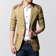 Spring and autumn men's casual suit jacket jacket men size single west Korean youth Slim small suit male tide