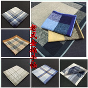 (full 5 shipping) God Yan cotton handkerchief silkete soft pure cotton a man's handkerchief clearance