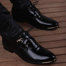 The increase in 6cm male youth fashion casual shoes and Korean business casual shoes.