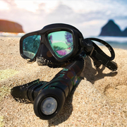 Diving goggles, snorkeling Sambo sets, all dry breathing tubes, myopia, adult children, glasses, masks, diving equipment