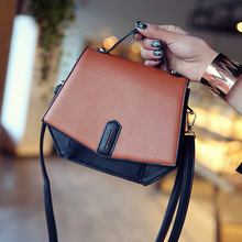 A new spring small package bag lady all-match Korean handbag leisure simple single shoulder bag eight yuan
