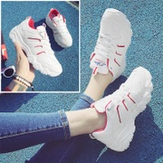 2017 summer shoes shoes breathable shoes shoes white Korean students all-match leisure pramitta