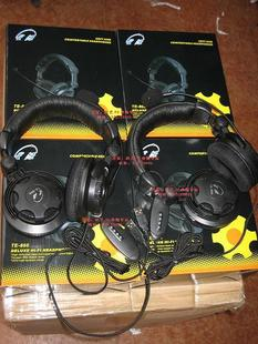 Entity store star Source TE866 headphone TE-866 examination Headset (can be invoiced to go public account)