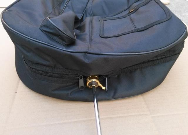 Thickening cello case, Bass Cello Bag, large bass bag, bag cover, rainproof and firm