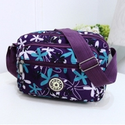 Ms. Xiekua package tide Canvas Shoulder Messenger Bag nylon Oxford cloth bags leisure small bag in the elderly