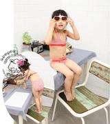 Package 2015 South Korean cute children's Swimsuit Bikini Bikini split baby swimsuit, 9726810155