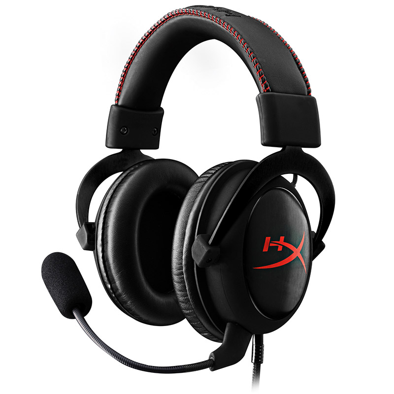 Kingston HyperX hacker headset Professional Gaming Headset second kills Jing dong