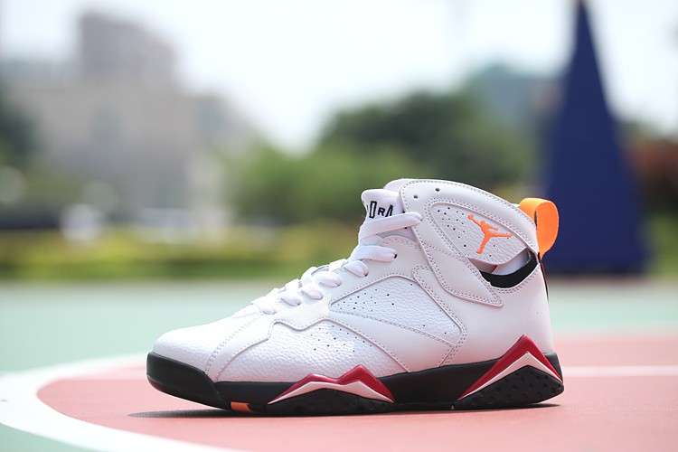 7 AJ7 Cardinal genuine goods company Joe Joe 7 generation of men's shoes basketball shoes 304775101