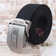 Outdoor tactical belt belt Special Forces Combat canvas belt military belt leisure belt equipment