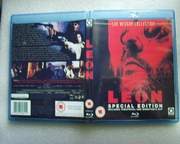 Blu-ray movies----killers Lyon (lettering)