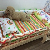 Specials email cotton baby cot-free wall accessory cotton padded crash baby bed for children around to order specials