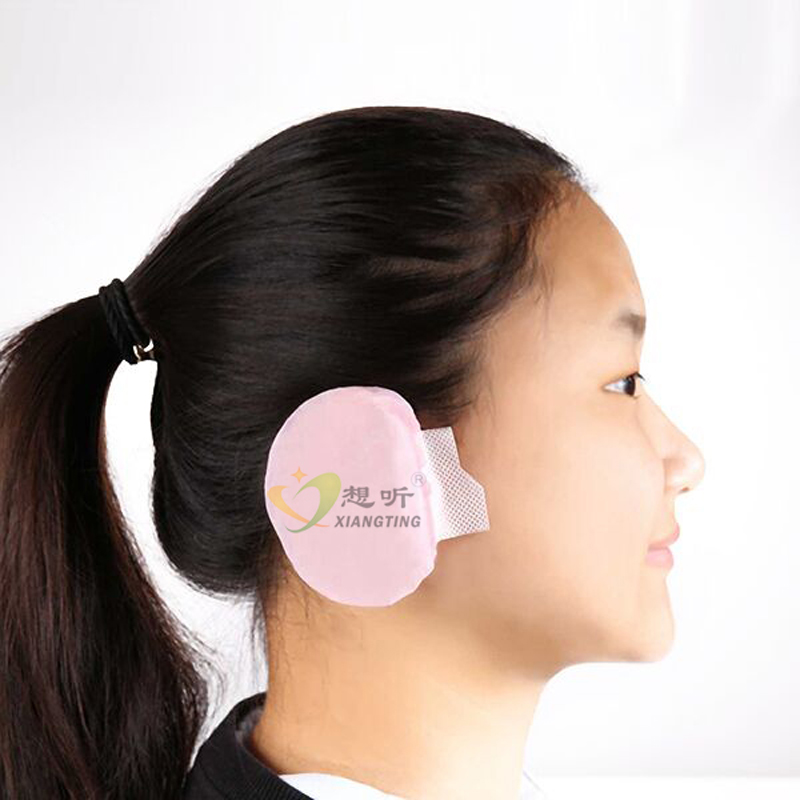 Waterproof earmuffs earmuffs earmuffs Hair Coloring shampoo bath pierced ears water proof earplug nhe8673a