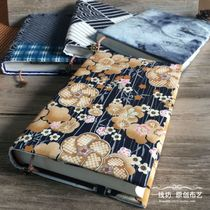 Adjustable square original cloth book covers clothing fabric clothing imported fabrics fabric book cover book can be customized