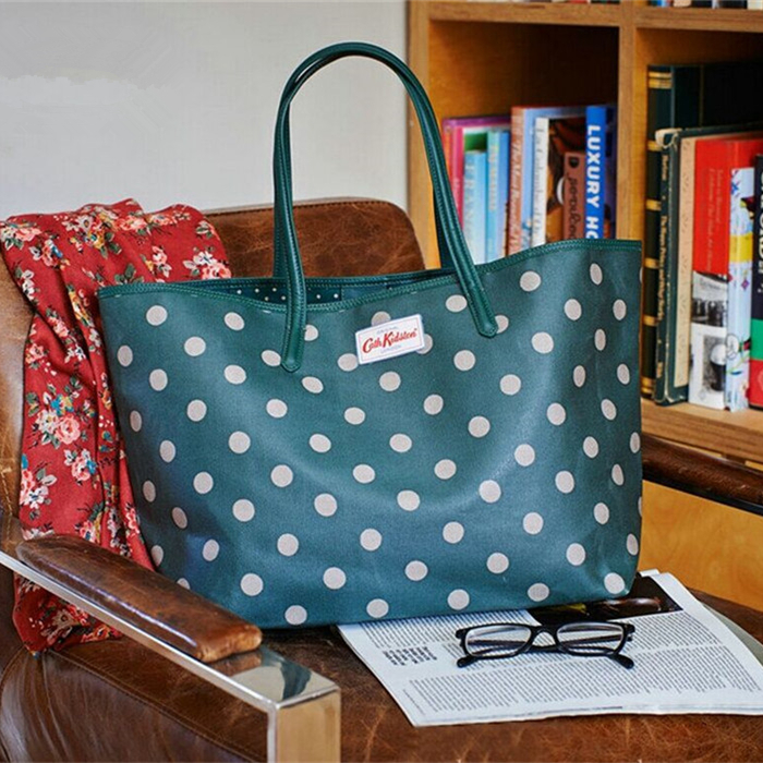 Purchase of authentic Cath Kidston handbags shoulder bag printing floral diagonal bag tote bags canvas bags