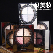 Japan KOSE Kose VISEE new lace Eyeshadow Palette silty delicate color 4 color palette
