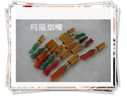 Natural agate jade cigarette holder cycle smoking cigarette holder man can be cleaned and budget filters wholesale