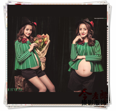 2016 photo studio art maternity send stomach specials new maternity clothing taking pictures