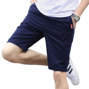Men's casual sports shorts men's summer tide 5 points in the summer beach pants pants pants in the thin section of 7 points, seven points, five points