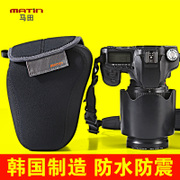 Martin thickening SLR camera bag cover Canon Nikon SONY micro single large waterproof and shockproof storage