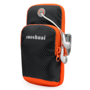 Outdoor running, mobile phone arm bag, mobile phone arm sleeve, men and women wrist bag waterproof movement arm, wrist bag, waist bag