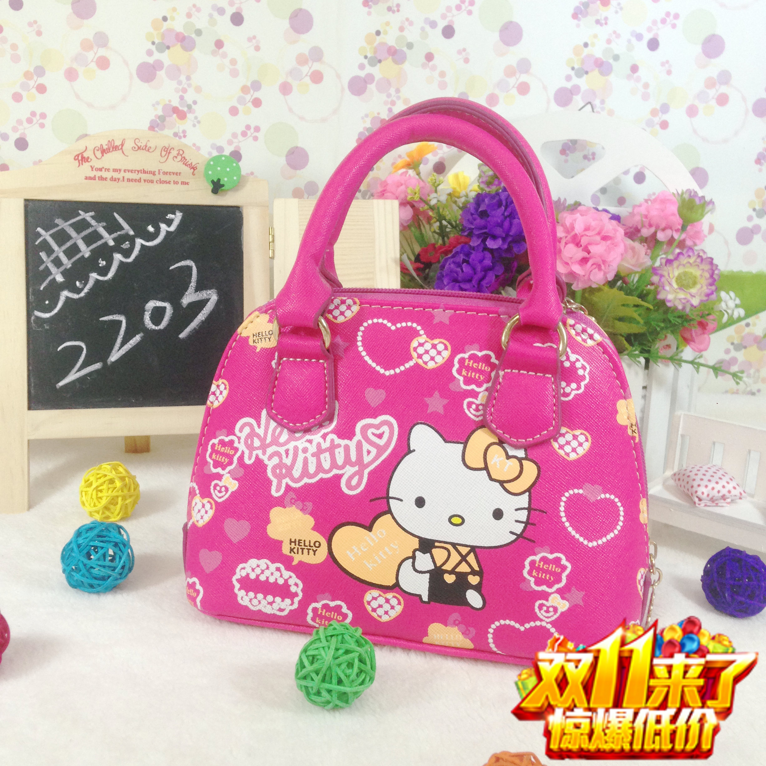 2015 white purple yellow new cute girl shell Crossbody Bag mail cat small bag manufacturers selling