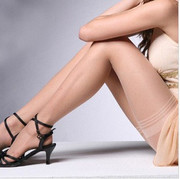 A special offer summer cored wire thin high stockings flesh hook silk stockings long anti knee socks