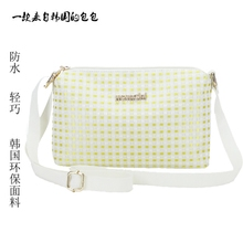 2017 new Korean female Bag Satchel lady all-match tide simple fashion shoulder small cloth bag