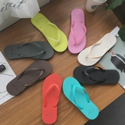2017 new explosion of Korean couple female summer wear slippers sandals are sandals and slip