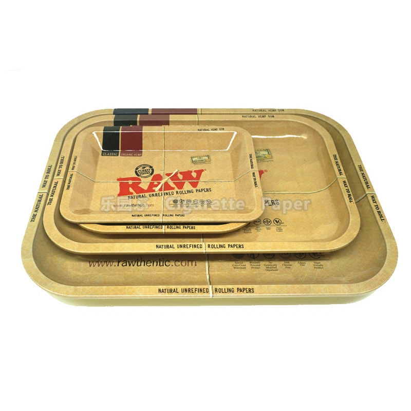 RAW iron plate metal hand cigarette parts of tobacco panel beginning consumables receiving plate of mini size medium