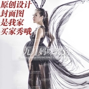 54 pregnant woman clothing rental gauze photography photo studio photo of pregnant mothers fashion clothes