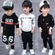 Kids boys set 2017 new baby spring children suit 1-3 years old 4 children during the spring and autumn tide clothing 5.