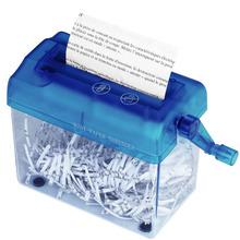 Бесплатная доставка A6 тип мини немой рука сломанный бумага машинально офис домой вручную сломанный бумага устройство банкротство машинально офис статьи