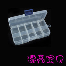 Diy украшенный бусами инструмент 10 сетка украшенный бусами коробка / шкатулка / разбираться коробка / коробку / в коробку